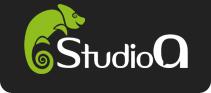 logo StudioA Design & Web